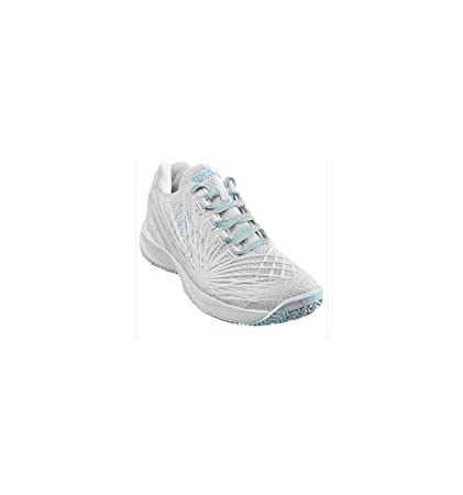 WILSON Kaos 2.0 Blanco Azul Mujer WRS324650