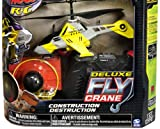 Air Hogs R/C Deluxe Fly Crane - Yellow