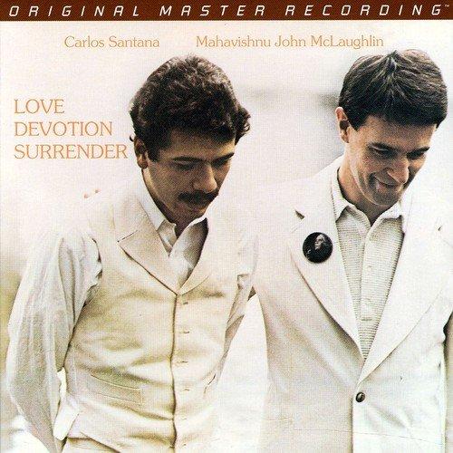 SACD : Carlos Santana - Love Devotion Surrender (SACD)