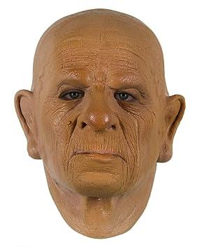 Horror-Shop Máscara De Látex De Espuma para El Abuelo