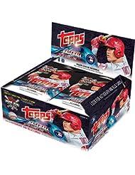 2018 Topps Baseball Series 1 Factory Sealed 24 Pack Box - Fanatics Authentic Certified - Baseball Wax Packs