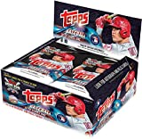 #3: 2018 Topps Baseball Series 1 Factory Sealed 24 Pack Box - Fanatics Authentic Certified - Baseball Wax Packs