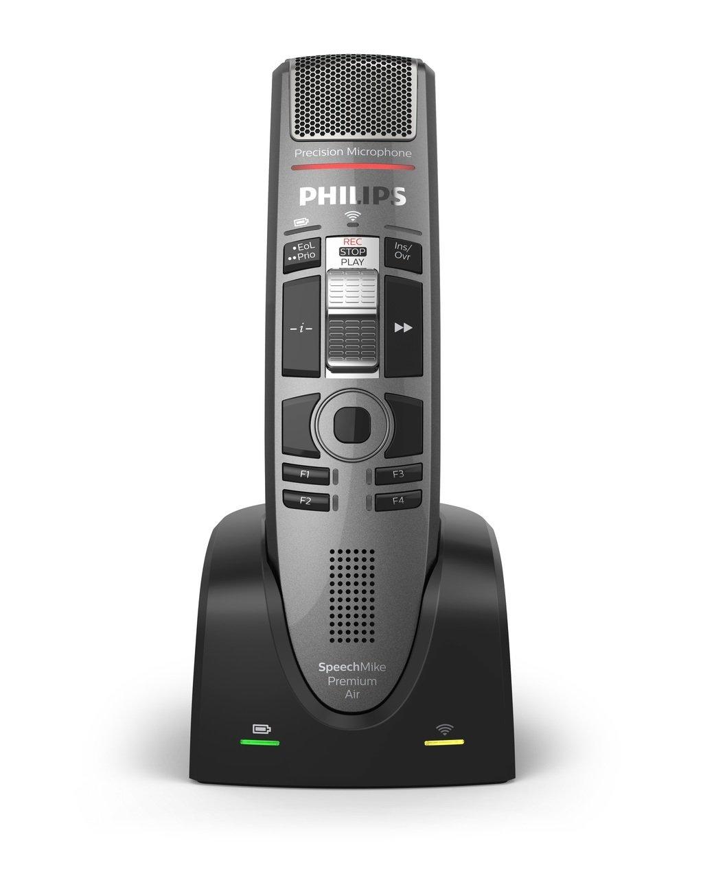 mit Schiebeschalter PHILIPS SpeechMike Air SMP 4010