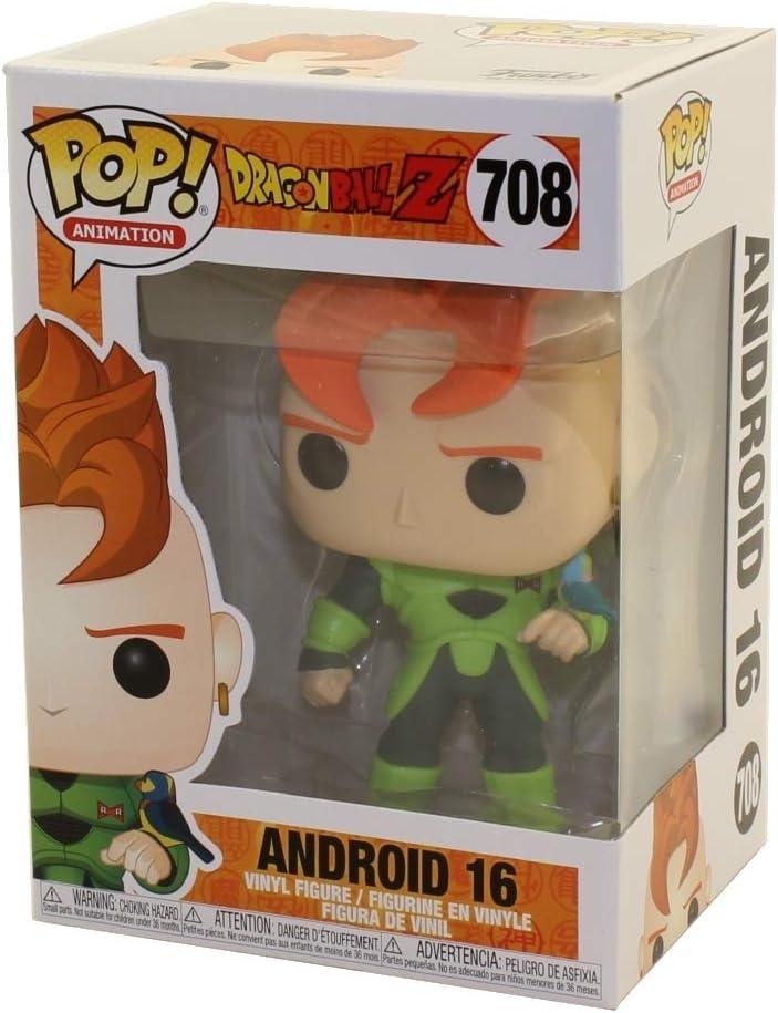 Animation Android 16 Dragonball Z Funko Pop