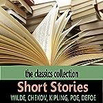 Short Stories | Edgar Allan Poe,Rudyard Kipling,Anton Chekov,Oscar Wilde