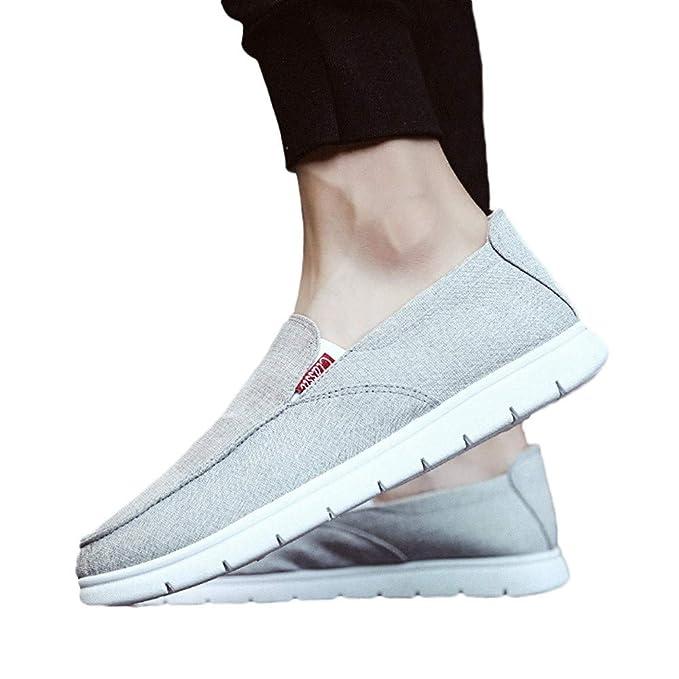 MOIKA Scarpe Casual Uomo Scarpe Sneakers Traspirante di Uomini d Affari  Guida  Amazon.it  Abbigliamento cf4c4cb16a2
