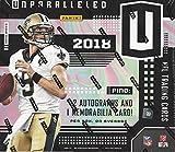 #2: 2018 Panini Unparalleled NFL Football HOBBY box (8 pk)