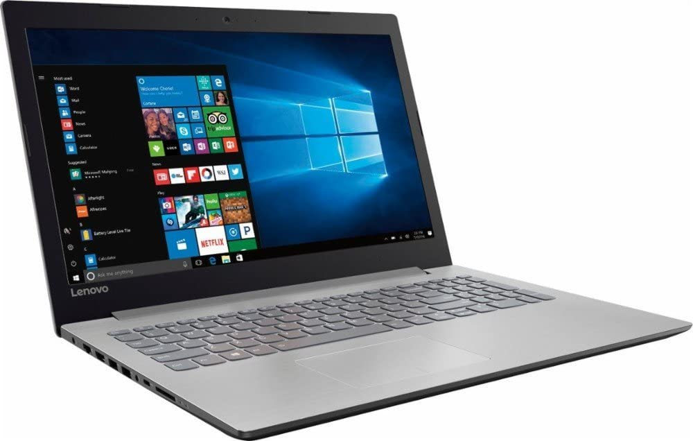 Lenovo Ideapad 15.6in HD High Performance Laptop (2017 Newest), AMD A12-9720P Quad core processor 2.7GHz, 8GB DDR4, 1TB HDD, DVD, Webcam, WiFi,Windows 10, Platinum gray (Renewed)