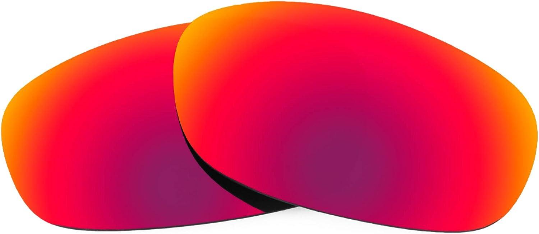 Revant Verres de Rechange pour Wiley X Zen - Compatibles avec les Lunettes de Soleil Wiley X Zen Soleil de Minuit Mirrorshield - Polarisés