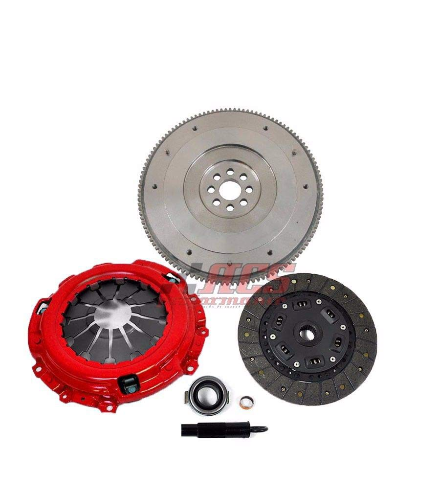 ACS Stage 2 Clutch Kit+HD Flywheel for Acura RSX Honda Civic SI 2.0l K20