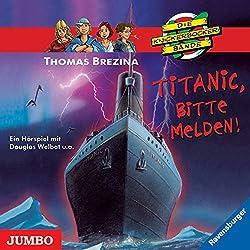 Titanic, bitte melden (Die Knickerbocker-Bande 28)