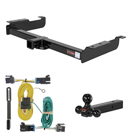 Surprising Amazon Com Curt Trailer Hitch Wiring Multi Ball Ball Mount For Wiring 101 Cominwise Assnl
