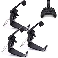 Rngeo 3 Pack Foldable Mobile Phone Holder for Game Controller, Cellphone Clamps Compatible with Microsoft Xbox One S…