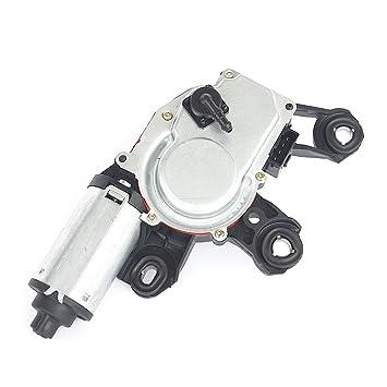 Motor de limpiaparabrisas trasero 8E9955711A 8E9955711B 8E9955711D 8E9955711E: Amazon.es: Coche y moto