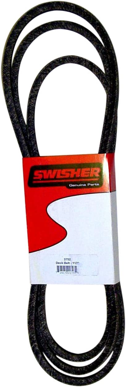 SWISHER 3752 made with Kevlar Replacement Belt