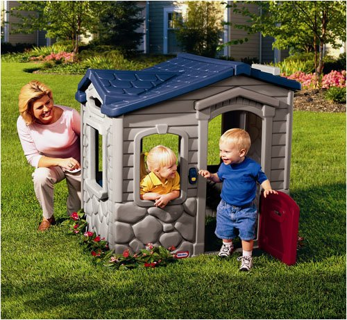 (Little Tikes Endless Adventures Magic Doorbell Playhouse)