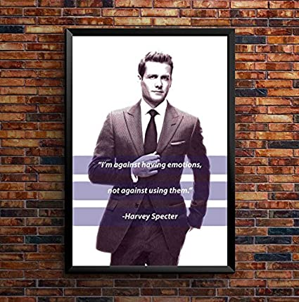 Speaking walls harvey specter quote poster unframed 12x18 inches speaking walls harvey specter quote poster unframed 12x18 inches bookmarktalkfo Image collections