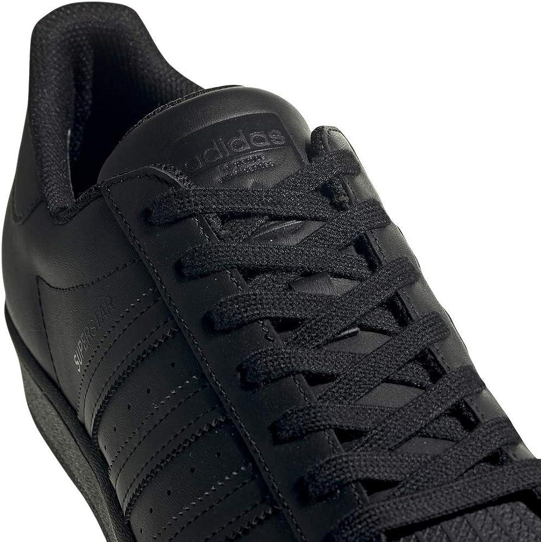 adidas Superstar Ii, Basket mode homme Noir Noir Foncé Noir