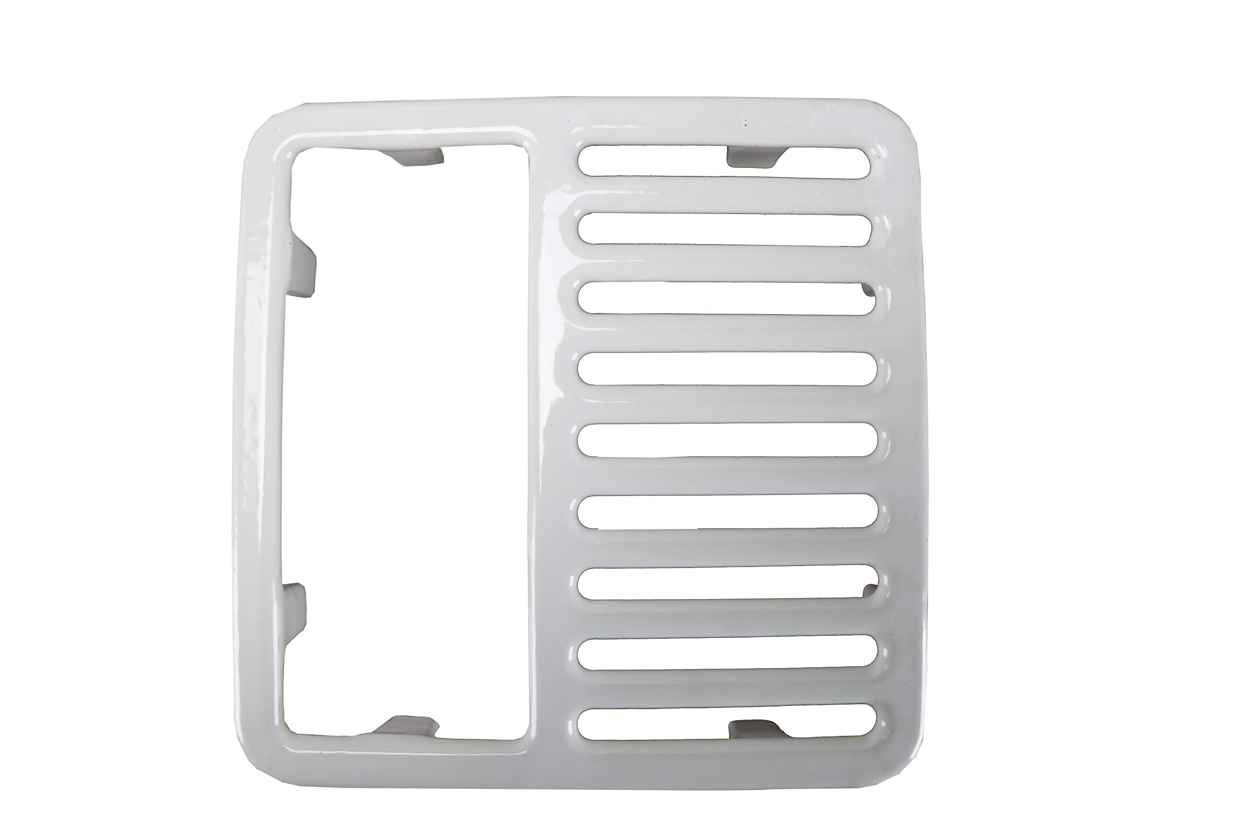 GSW FS-T1/2 Floor Sink Top Grate, 1/2 Size by GSW