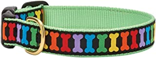 product image for Up Country Rai C L Rain Bones Dog Collar Width 1 ""