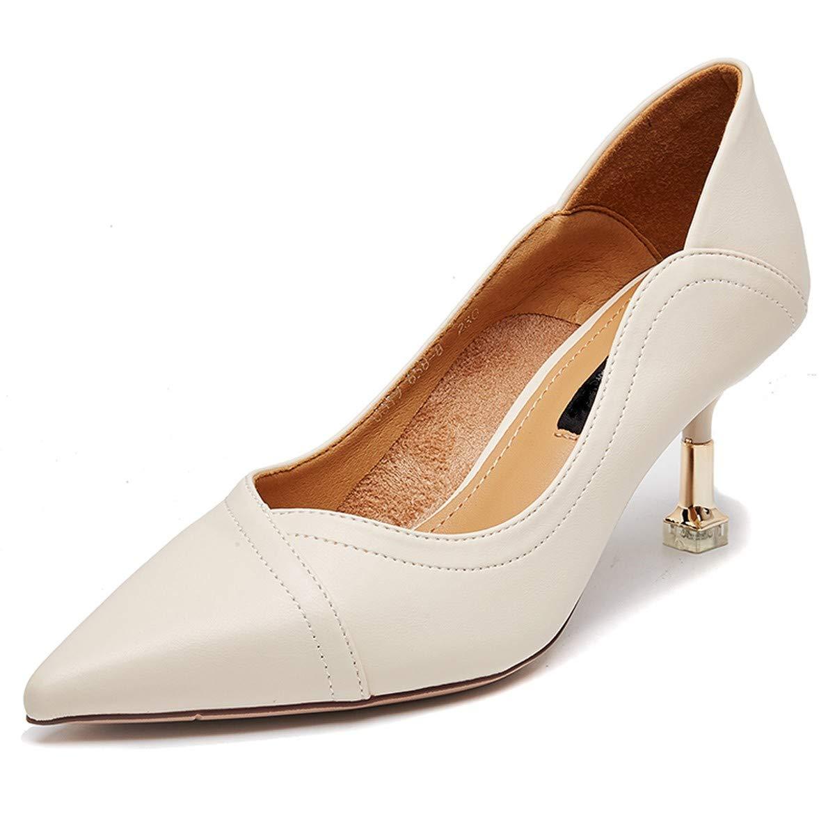 LBTSQ-Spikes high Heels dünnen absätzen 6cm Wilden Schuhe sexy Modische Schuhe.