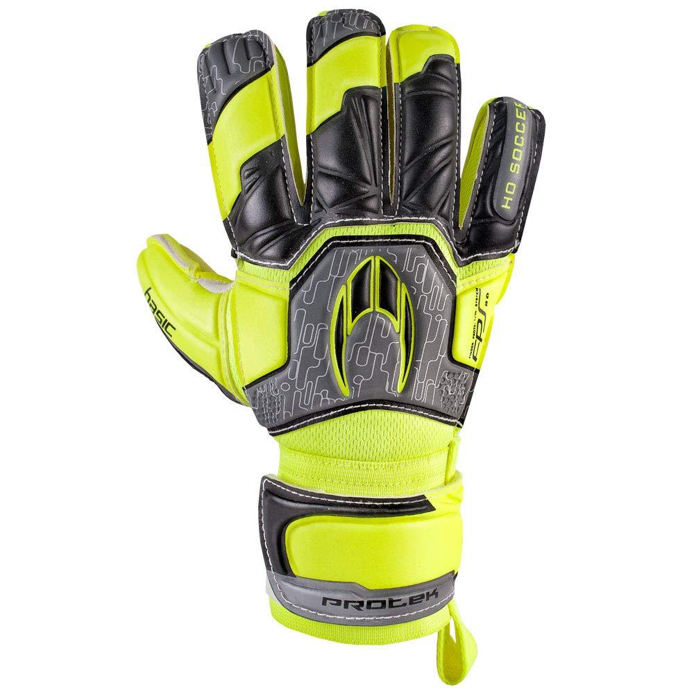 Ho soccer Basic Protek Flat Power Lime Guante de Portero