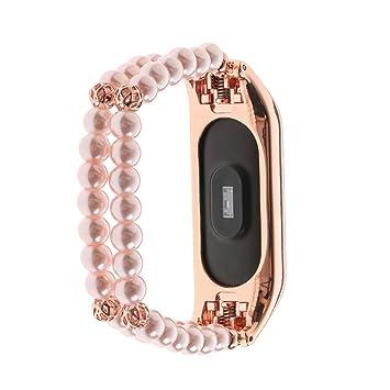 Cinturino colorato Cinturino di Ricambio per Ragazza. Cinturino Intercambiabile per Orologio Colorful Uhrenarmband per Xiaomi Mi Band 2//3