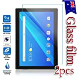"""[ 2 Pack ] for Lenovo TAB E10 10.1"""" TB-X104F Scratch Resistant Tempered Glass LCD Screen Protector Film Guard"""