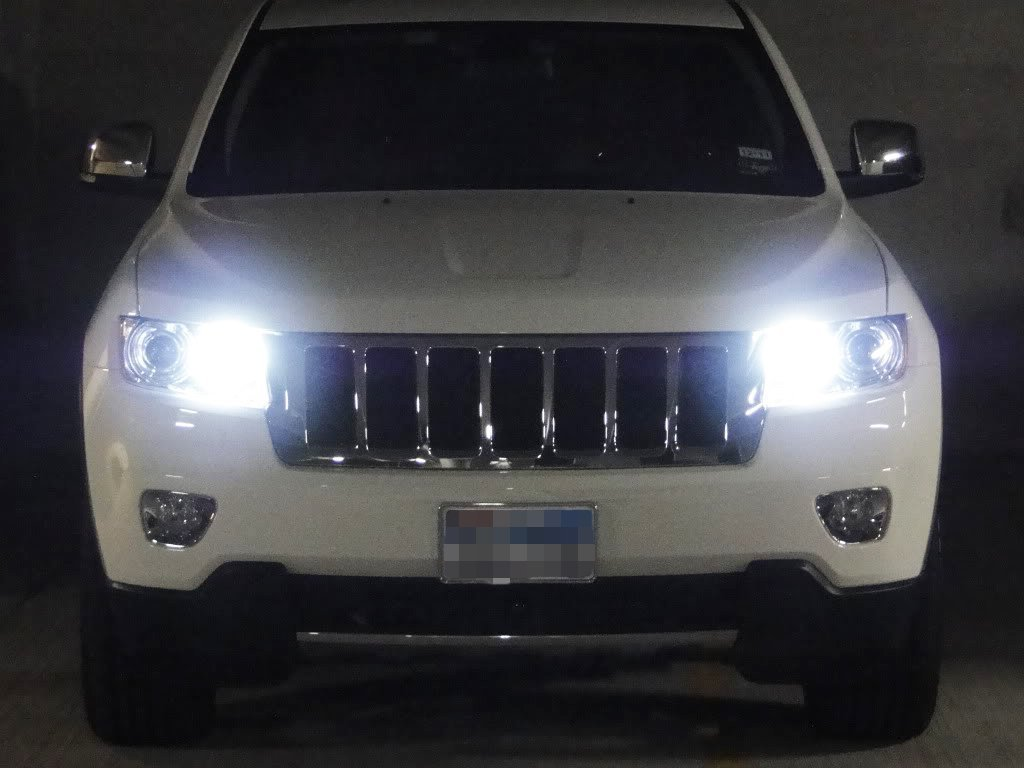 2 Super Bright White 100W CREE LED Daytime Running Light DRL Bulbs for Chevy GMC Dodge Ford Xotic Tech
