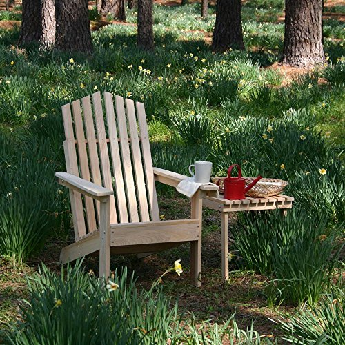 - FSC Certified Cypress Adirondack Chair