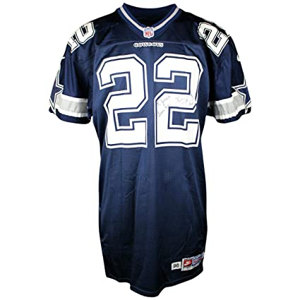 detailed look 064a9 a9a35 1996 Emmitt Smith Signed Game Used Dallas Cowboys Jersey ...