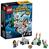 LEGO Super Heroes - Mighty Micros: Wonder Woman vs. Doomsday (76070)