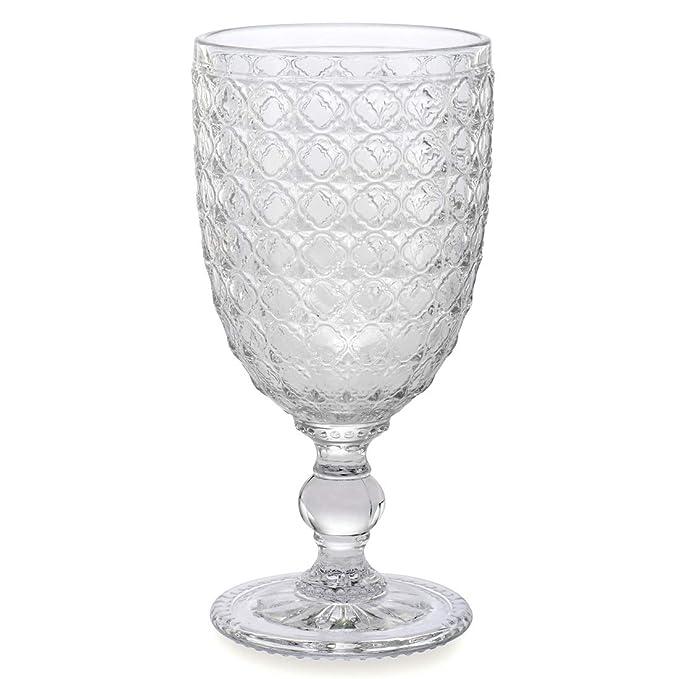 kedea 2019 - Vasos de Agua, Copas de Vino, Juego de 12 Vasos ...