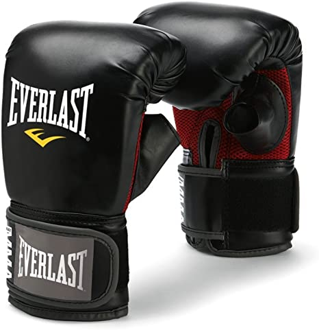 MMA Grappling Gloves Mix Cage Free Fight Boxing Punch Training Bag Mitt  M L XL