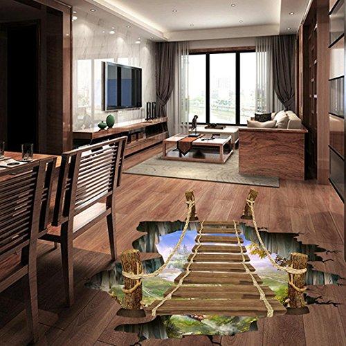feite-3d-bridge-floor-wall-sticker-removable-mural-decals-vinyl-art-living-room-decors