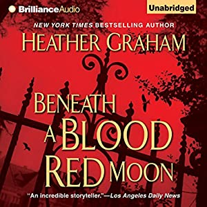 Beneath a Blood Red Moon Audiobook