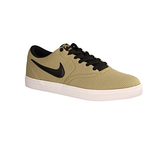 Amazon.com | Nike SB Mens Check Solar Canvas Shoe (11.5 D US/13 B US) | Skateboarding