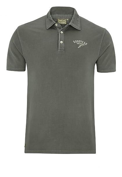Goodyear Polo Shirt Slim Fit Macon: Amazon.es: Ropa y accesorios