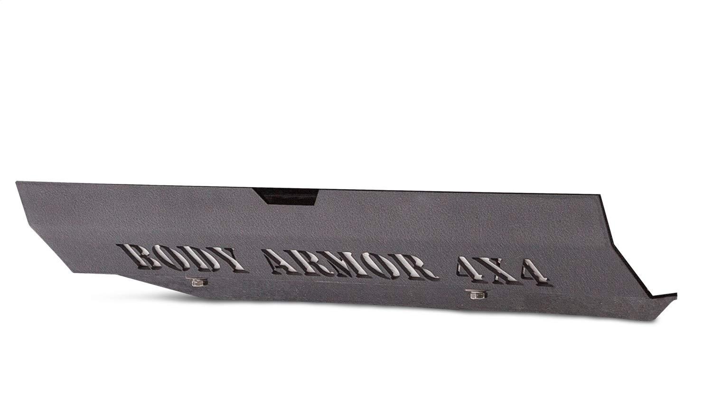 Body Armor 4x4 JK-5123Black - Steel Front Skid Plate for 2007 -2013 Jeep JK Wrangler