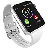 Smart Watch - 321OU Smartwatch for Android iPhone Compatible Samsung LG, Bluetooth Smartwatches Fitness Watch for Men Women w