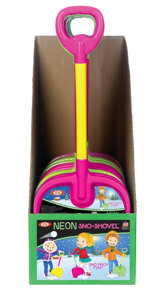 Ideal Sno Toys Neon Sno-Shovel