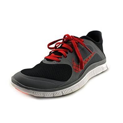 hot sale online f43cb 56c1a NIKE Free 4.0 V3 Mens Gray Running Shoes Size UK 9: Amazon ...