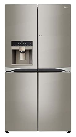 lg door in door refrigerator. lg 889 l in frost-free multi-door refrigerator (gr-j31fwchl, lg door r