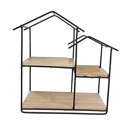 Storage Rack Metal Functional Multi-storey Wrought Iron Rack Wrought Iron Shelf Storage Shelf For Kitchen Bathroom Balcony Goods Of Every Description Are Available Home Improvement