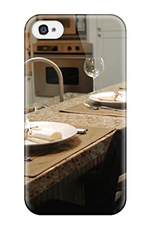 Amazon.com: For Iphone 4/4s Protector Case Gourmet Kitchen ...