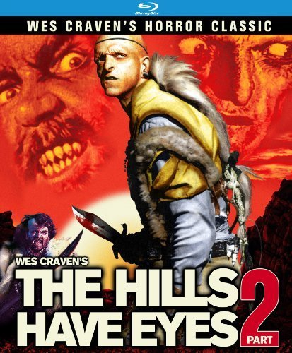 The Hills Have Eyes Part 2 (Wes Craven's Horror Classic) [Blu-ray] by Kino Lorber films