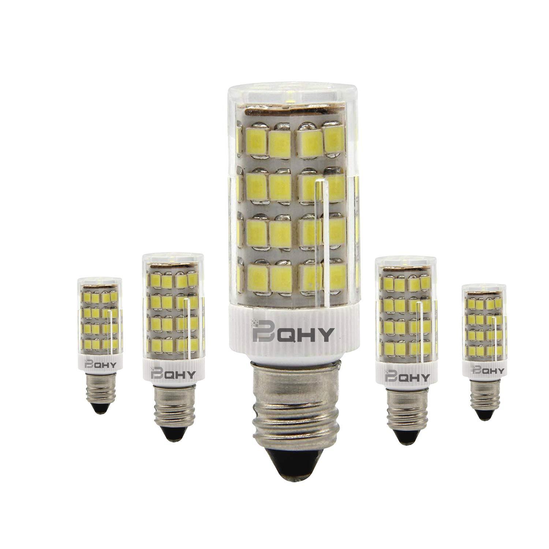格安即決 bqhye11調光機能付きMini燭台ベースt4 JD 110 V 6000K e11 led LEDハロゲン交換用バルブ W、5 W 50 W相当、暖かいホワイト3000 K, 5 - Pack led e11 B01KPLMU88 White 6000K White 6000K, 方城町:8fed5dc0 --- svecha37.ru