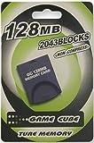 Speicherkarte 128 MB Memory Card 2043 Blöcke für GameCube GC und Nintendo Wii