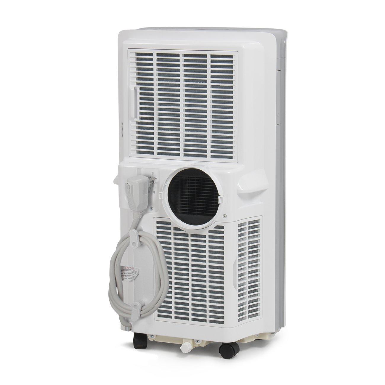amazon com della 14 000 btu evaporative portable air conditioner