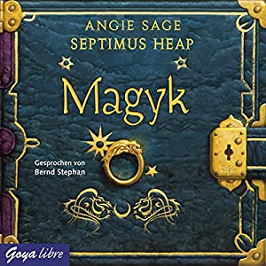 Magyk (Septimus Heap 1) Hörbuch